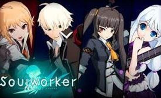 New Game Way Soul Worker Korea Verified Account