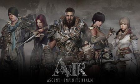 Picture for category A:IR (Ascent Infinite Realm)