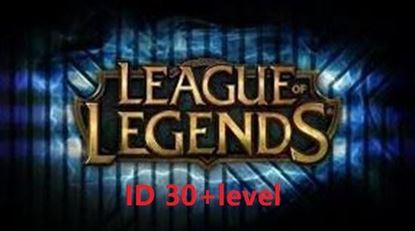 Picture of league of legends (LOL) 30level Korea Verified Account
