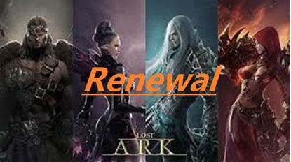 Picture of LOST ARK RENT ACCOUNT RENEWAL